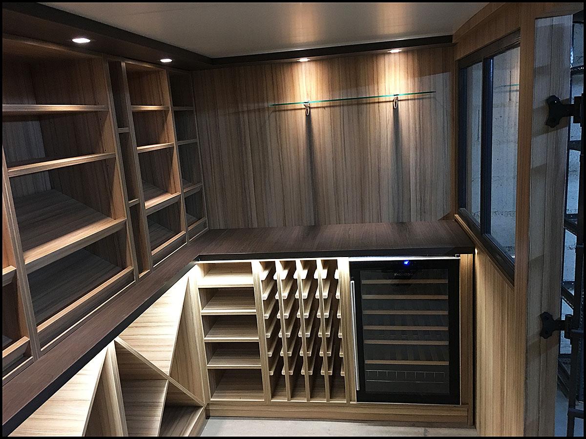 Cave à vin : la transformation du vin